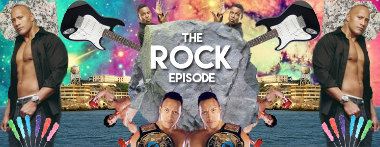 the rock episode